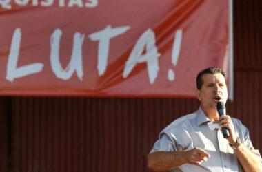 Ato reafirma compromisso pela defesa dos direitos dos trabalhadores