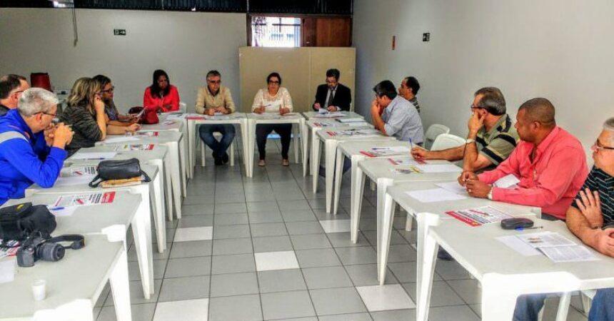 Sindicatos promovem plenária dos trabalhadores contra ataques à Previdência