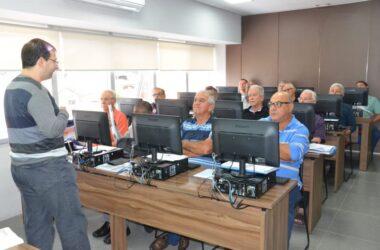 Escola do Metalúrgico abre novas turmas para atender aposentados