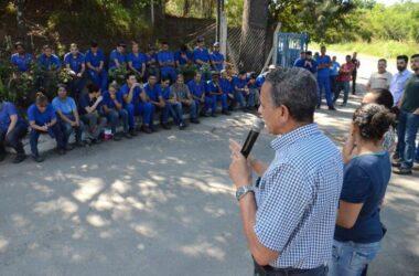 Assembleia na Proturbo intensifica a luta sindical
