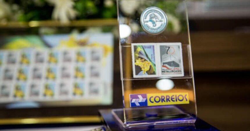 Sindicato dos Metalúrgicos lança revista, aplicativo, selo e carimbo pelos seus 70 anos