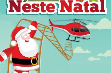 """""""Seja Presente neste Natal"""": participe doando um brinquedo"""