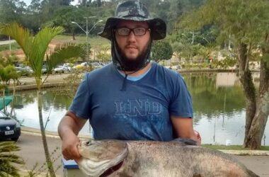 Tem pescaria no Lago Grande neste sábado
