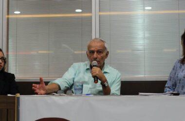 """""""Retrocesso Brasileiro"""" é tema de debate no auditório do Sindicato"""