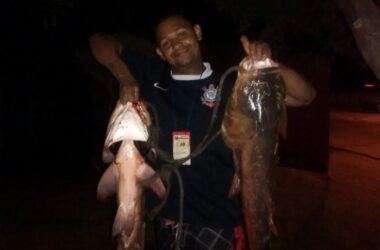 Lago Grande: fim de temporada com pesca noturna