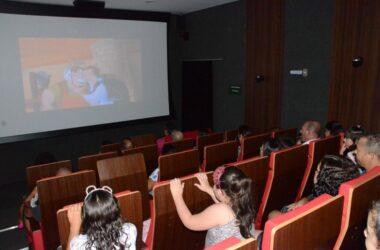 CineArte lotado na primeira sessão especial de férias
