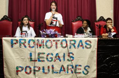 Jundiaí terá 1 º Curso de Promotoras Legais Populares
