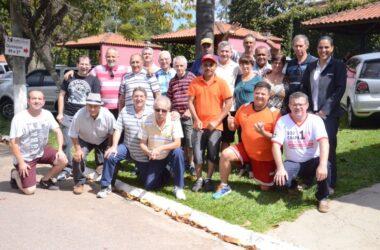 Escola do Metalúrgico: aposentados comemoram a conclusão do curso