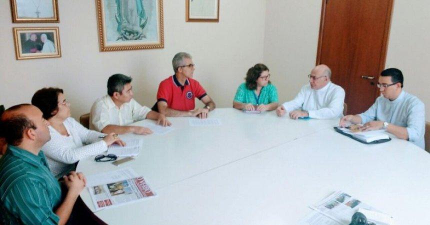 Bispo Dom Vicente Costa apoia mobilizações contra reformas