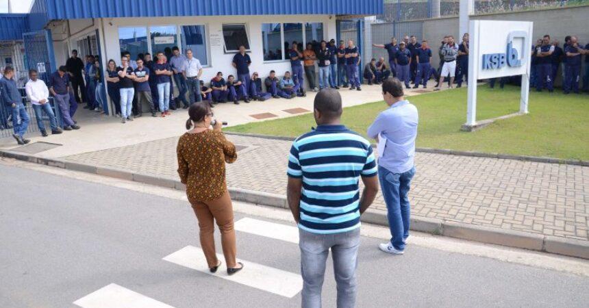 Trabalhadores da KSB Jundiaí desaprovam proposta de PLR