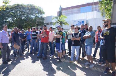 Sindicato e demitidos da SJT Forjaria pressionam Ministério do Trabalho para liberação do seguro-desemprego