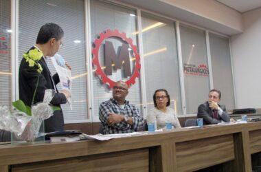 Reforma trabalhista e conjuntura do país fomentam debate na Semana do Metalúrgico