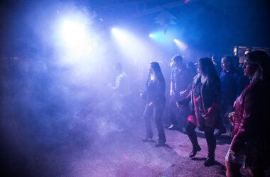 Noite do Flash Back movimentou o Clube de Campo