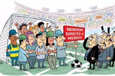 Brasil Metalúrgico: trabalhadores unidos por nenhum direito a menos