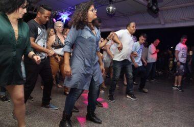Noite do Flashback reuniu apreciadores das discotecas oitentistas