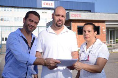 Vitória jurídica: trabalhador é reintegrado ao quadro da OKI