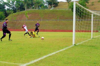 Fase classificatória do campeonato de futebol segue com alto índice de gols