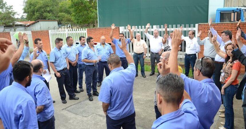 Berco: trabalhadores votam pela alteração da jornada