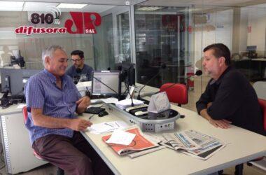 """""""Nós queremos discutir, o que não queremos é a imposição"""", diz Eliseu sobre a Reforma"""