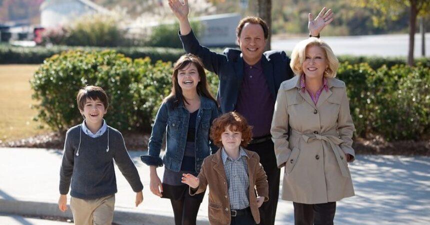 """Sessão Pipoca exibe """"Uma Família em Apuros"""" para comemorar o Dia dos Aposentados (24)"""