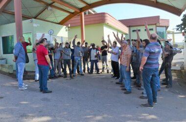 Alphafer: trabalhadores se mobilizam contra divergências da empresa