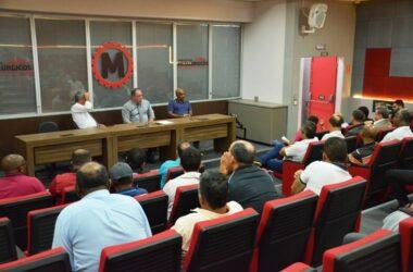 Atuação do Sindicato em tempo recorde garante proposta de quitação aos demitidos da Sifco