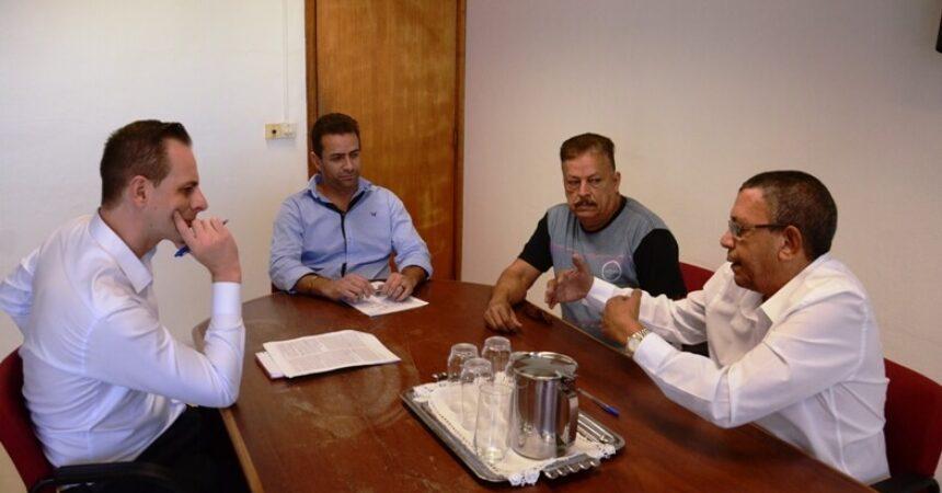 Reunião discute proposta de criação de centro de reabilitação ao trabalhador