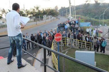 Sulzer: trabalhadores aprovam plano de PLR