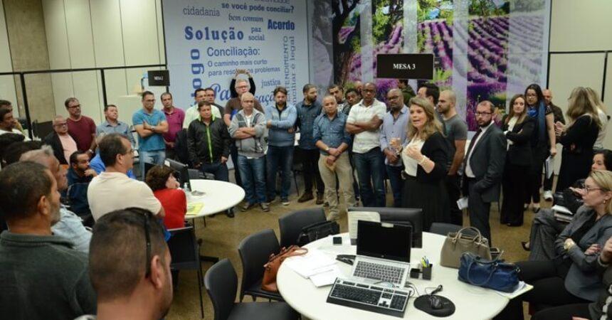 Demitidos da Sifco fazem homologação para receber saldo da multa dos 40%