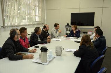 Centro de reabilitação foi pauta de reunião no INSS