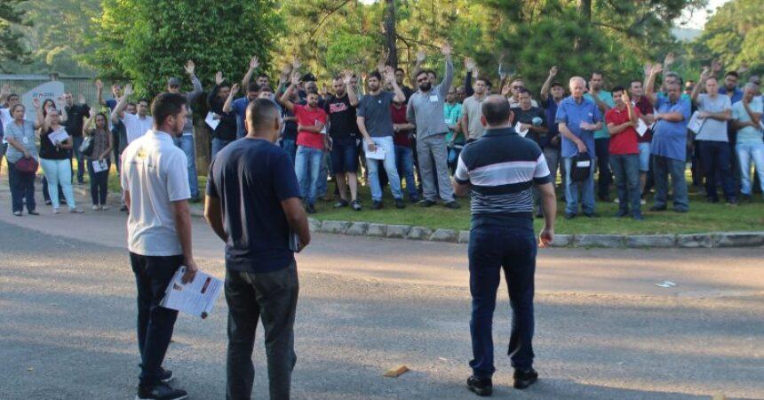 Sindicalistas pautam calendário de compensações e PPR na Prensa Jundiaí