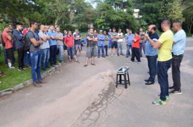 Prensa Jundiaí: trabalhadores votam pela continuidade do acordo de manutenção do emprego