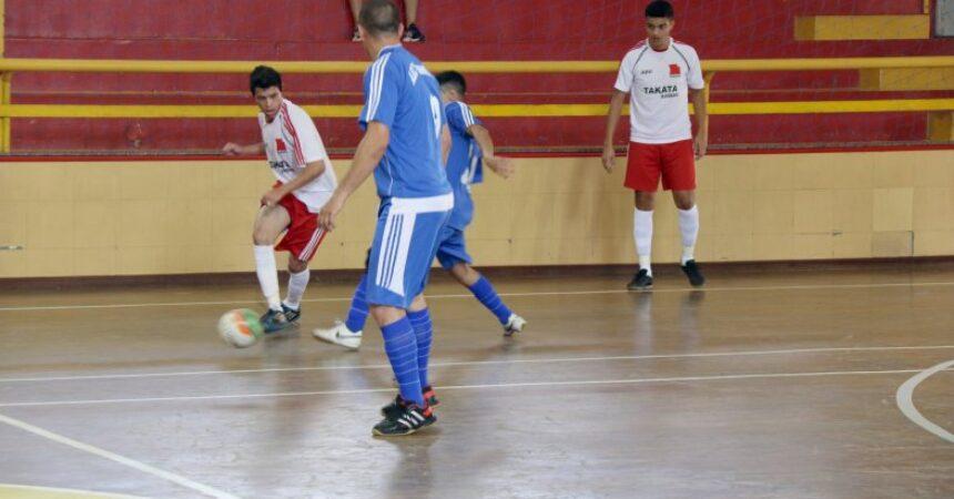 Inscrições abertas para o Campeonato de Futsal dos Metalúrgicos 2019