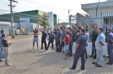 Trabalhadores da Brasimet decretam estado de greve