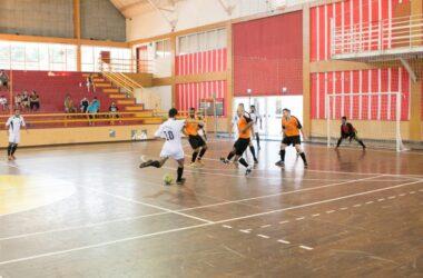 Campeonato de Futsal dos Metalúrgicos 2019: seis jogos neste final de semana