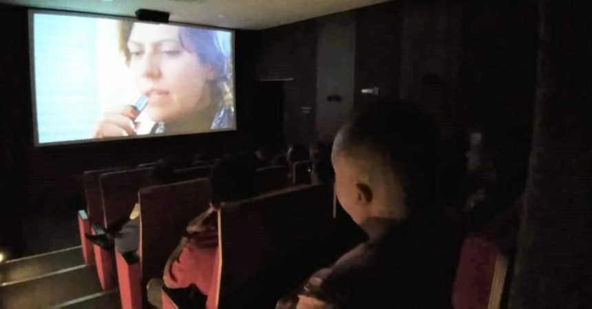 Semana do Metalúrgico teve Sessão Especial de cinema