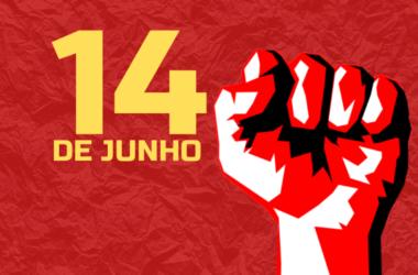 Dia 14: Greve por um país melhor
