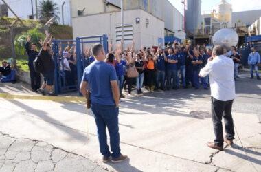 Trabalhadores da Aptar decretam estado de greve