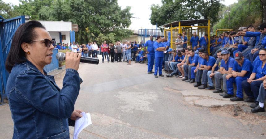 Trabalhadores da Proturbo aprovam ajustes no calendário