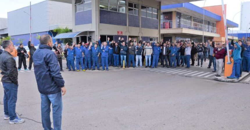 Trabalhadores da Weir aprovam PLR