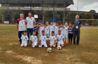 Equipes infantis do Sindicato concluem participação na Ibercup 2019