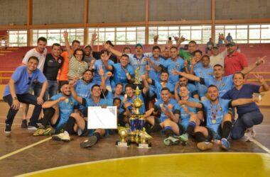 Futsal 2019: Foxconn Bandeirantes goleia e garante título inédito