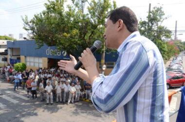 Sindicatos unidos: ação conjunta mobiliza trabalhadores da Deca Metais