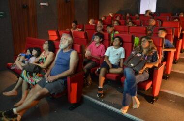 """Mês das crianças: """"Zootopia"""" encantou a galerinha na Sessão Pipoca"""