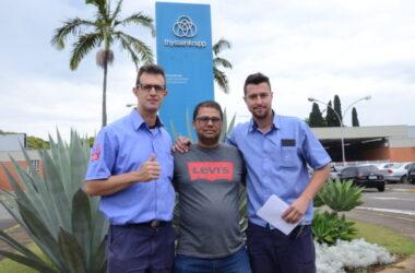Departamento Jurídico: trabalhador é reintegrado na Thyssenkrupp