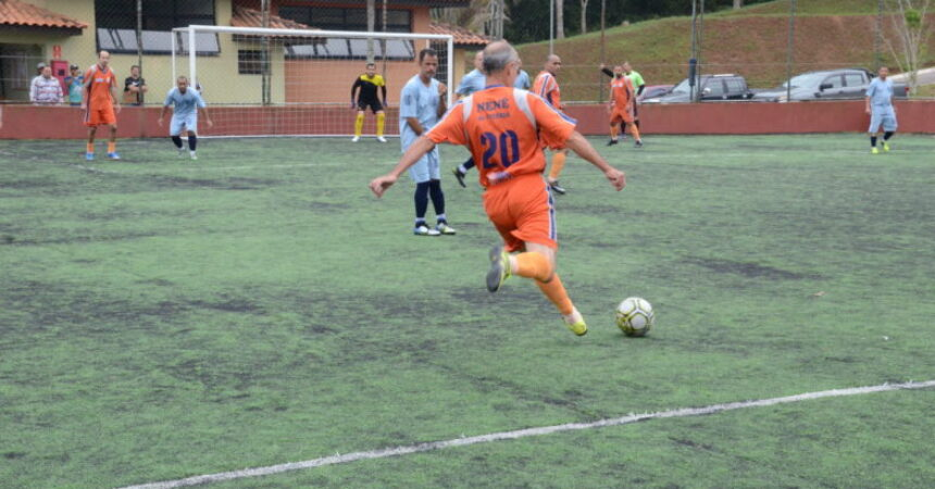 Domingo (1º) tem rodada do Campeonato de Futebol Society