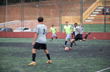 Campeonato Society: quatro jogos agitam a rodada neste domingo (17)