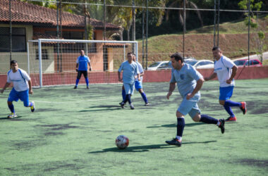 Campeonato Society 2019: a bola vai rolar neste domingo (24)