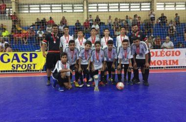 Temporada 2020: Sindicato promove peneirão de futsal para categorias menores