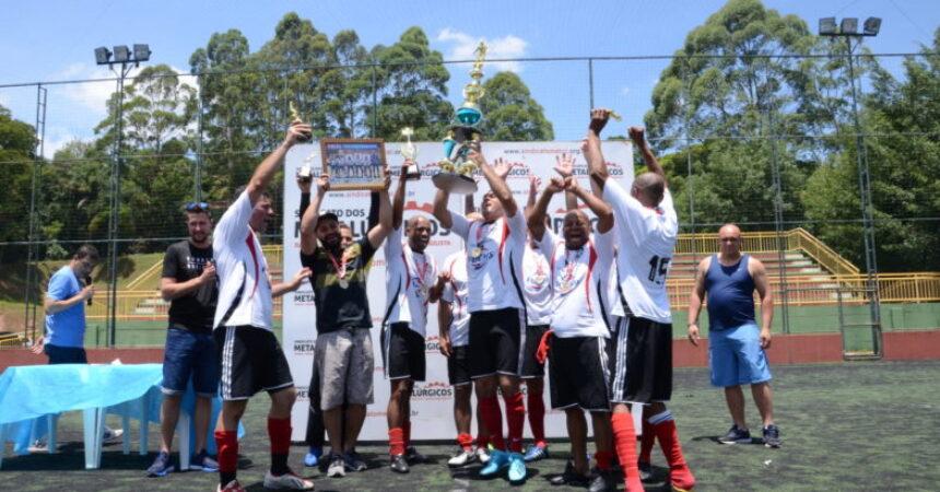 Campeonato Society 2019: União Thyssenkrupp é bi-campeão do veterano